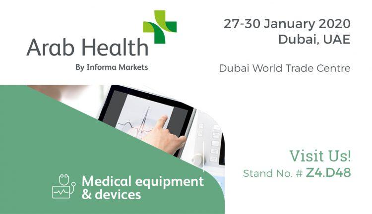 Arab Health 2020 Visit
